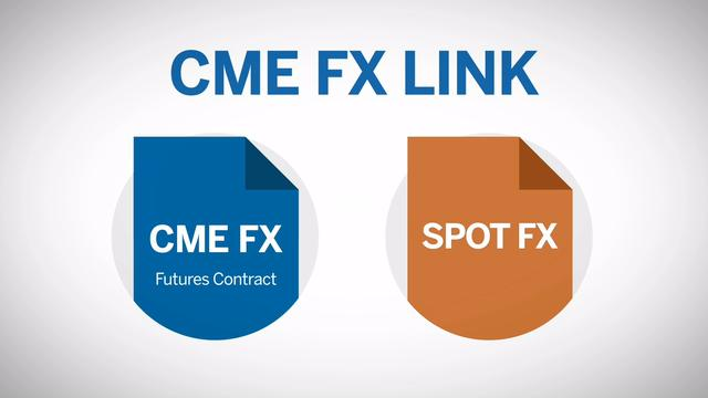 CME FX Link