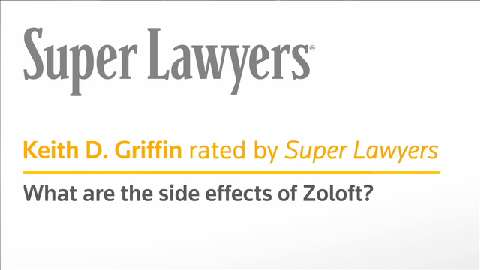 What Are the Side Effects of Zoloft? By Keith Griffin