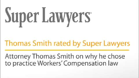 Thomas Smith, Pittsburgh Workers' Compensation Attorney