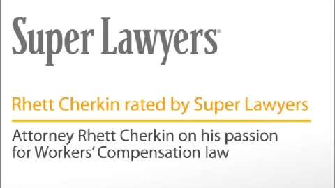 Rhett Cherkin, Pittsburgh Workers' Compensation Attorney