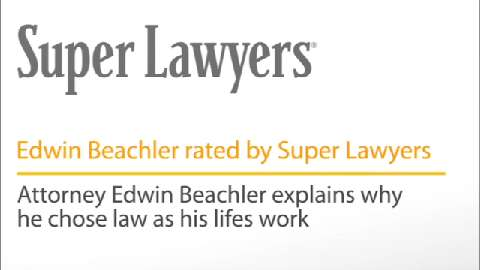 Edwin Beachler, Pittsburgh Trial Law Attorney