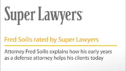 Fred Soilis, Pittsburgh Workers' Compensation Attorney