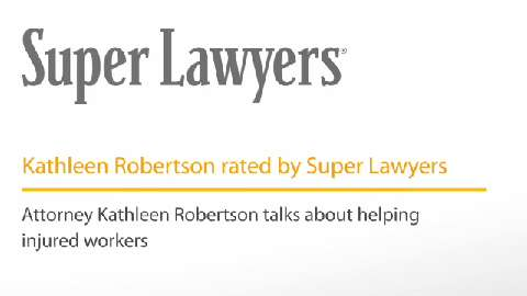 Kathleen Robertson, Pittsburgh Workers Compensation Attorney