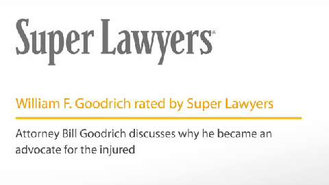William Goodrich, Pittsburgh Personal Injury Attorney