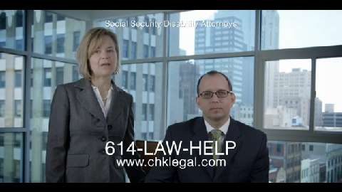 Columbus Social Security Disability Attorney | Cutter Hall