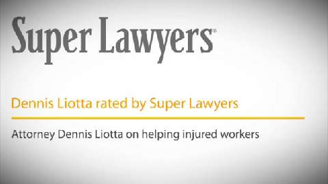 Dennis Liotta, Pittsburgh Workers Compensation Attorney
