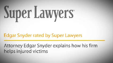 Edgar Snyder, Pittsburgh Personal Injury Attorney