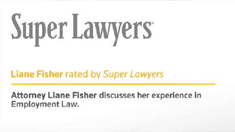 Liane Fisher, New York Employment Attorney- NY Super Lawyers