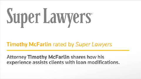 Timothy McFarlin, Irvine Bankruptcy Attorney- Super Lawyers