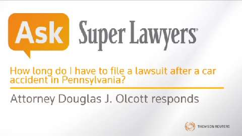 Douglas J. Olcott, Auto Accident Attorney- Super Lawyers