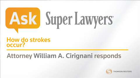 How do Strokes occur? | Illinois Super Lawyers