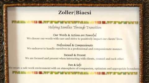 Zoller|Biacsi Co., LPA, can help with transition during divorce.