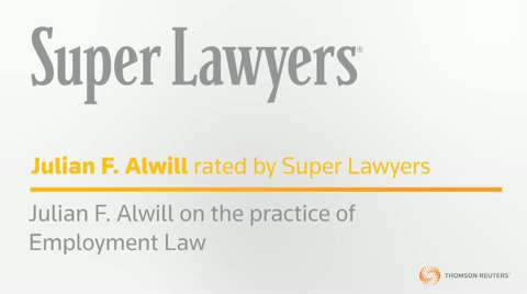 Passion for the law leads to client results | Rothschild & Alwill, APC