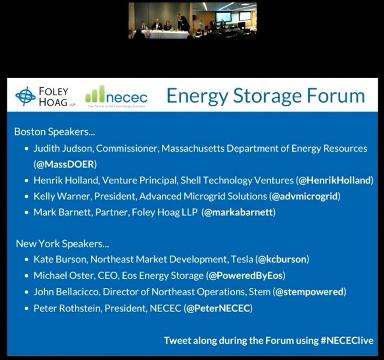 Massachusetts Gears Up for Energy Storage Grant Program | Energy
