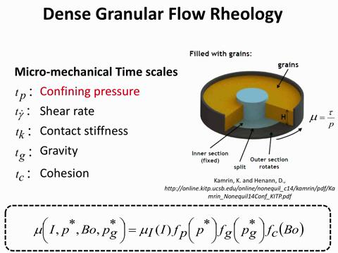 A general(ized) local rheology for wet granular materials