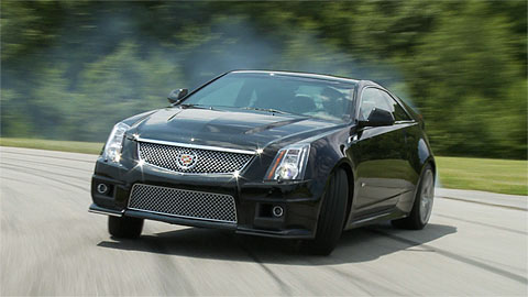 how fast is the cadillac cts v coupe rh consumerreports org 2005 Cadillac CTS 3.6 Problems 2010 Cadillac CTS 3.6 Horsepower