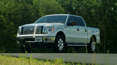 2013 Ford F-150 Reviews, Ratings, Prices - Consumer Reports