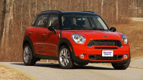 Mini Cooper Countryman 2011 2014 Road Test