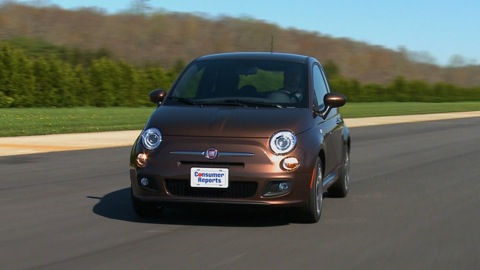 Fiat 500 repair costs