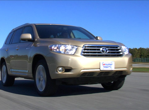 Toyota Highlander Hard To Choose A Good Replacement Tire
