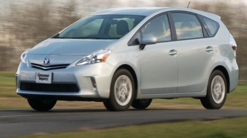 2012 Toyota Prius V Reviews, Ratings, Prices - Consumer Reports
