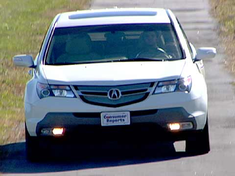 2008 Acura MDX Reviews, Ratings, Prices - Consumer Reports