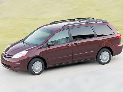 2010 Toyota Sienna Reliability - Consumer Reports
