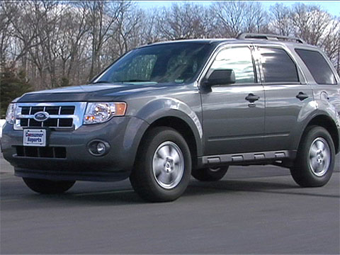 2009 Ford Escape Reviews, Ratings, Prices - Consumer Reports