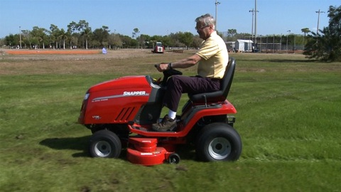 Top Husqvarna mower features easy blade changes - Consumer