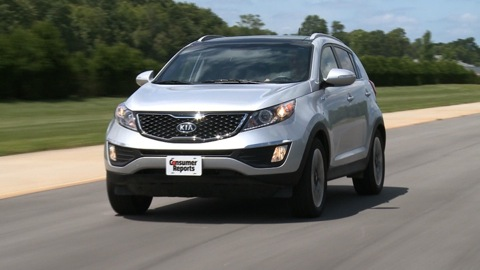 2016 Kia Sportage Reviews Ratings Prices Consumer Reports