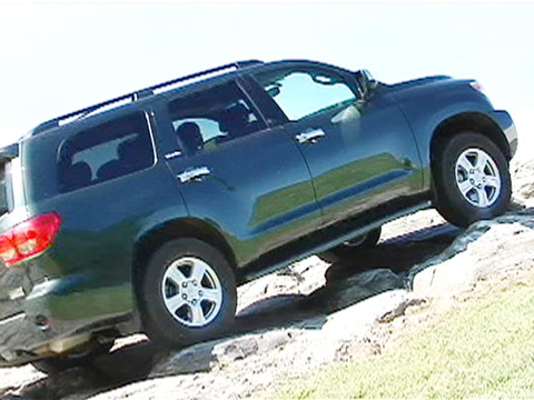 Toyota Sequoia 2010 2019 Road Test