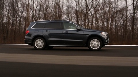 2016 Mercedes-Benz GL-Class Reliability - Consumer Reports