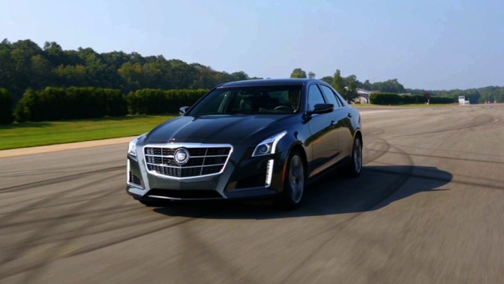 2014 Cadillac CTS Reliability - Consumer Reports
