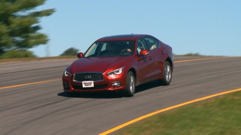 2014 Infiniti Q50 Reviews, Ratings, Prices - Consumer Reports