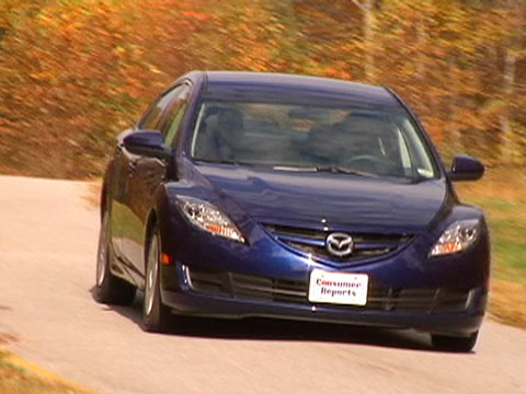 2009 mazda 6 reviews ratings prices consumer reports rh consumerreports org Mazda Owners Site 2015 Mazda CX-5
