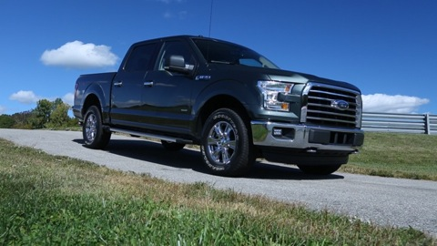 2015 Ford F-150 Reviews, Ratings, Prices - Consumer Reports