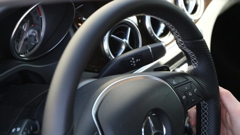 With Automatic Shifters, It's Proceed With Caution