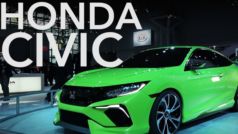 Detroit Auto Show Honda Insight Promises Big Fuel Economy - Auto car honda