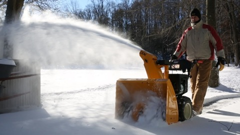 Attaching Snow Plow To Riding Mower Bad Idea Consumer Reports
