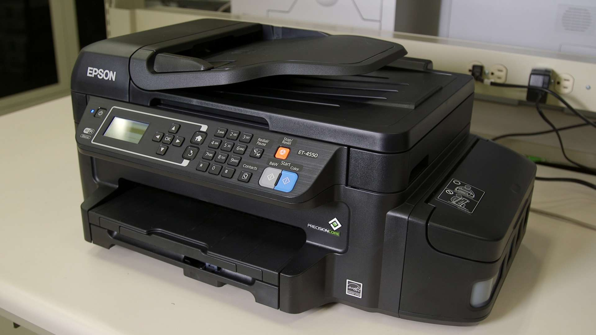 Epson Workforce ET-4550 EcoTank Printer - Consumer Reports