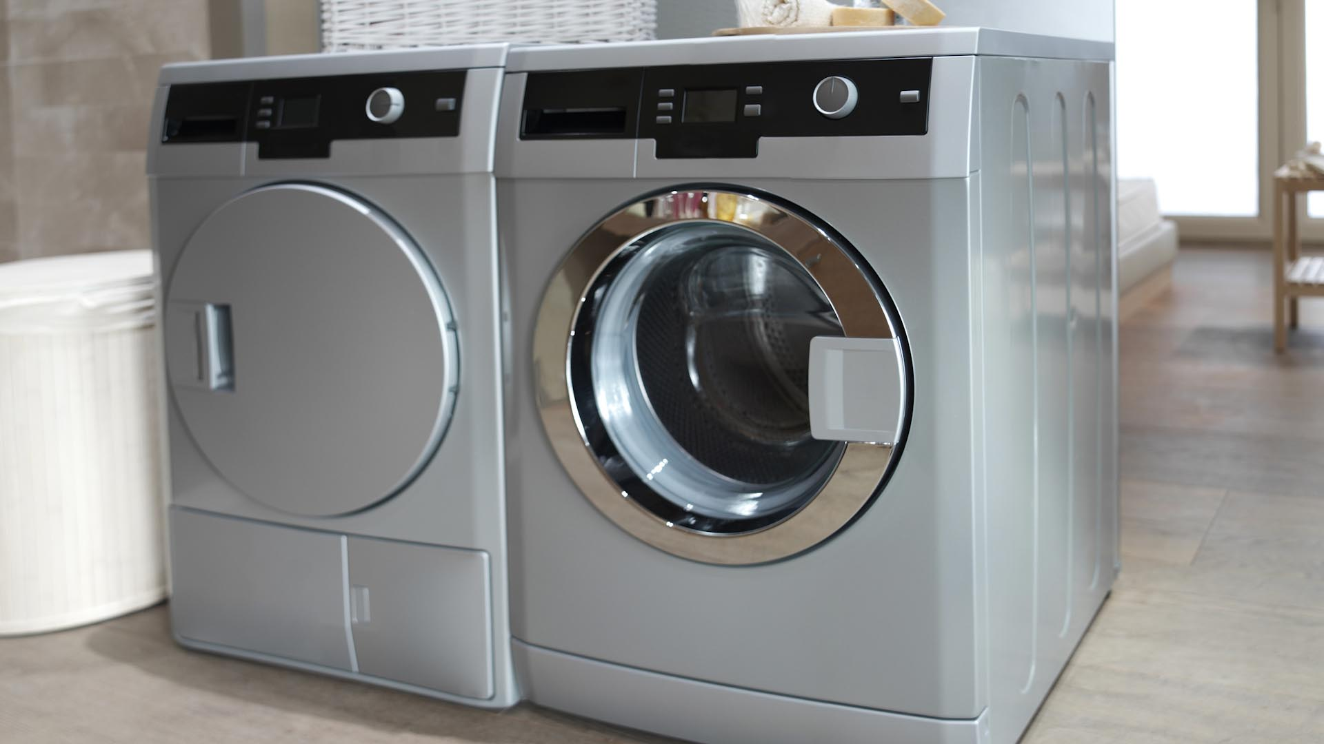 Usually, washing machines are either in the kitchen or in the bathroom. and where else can you put it 62