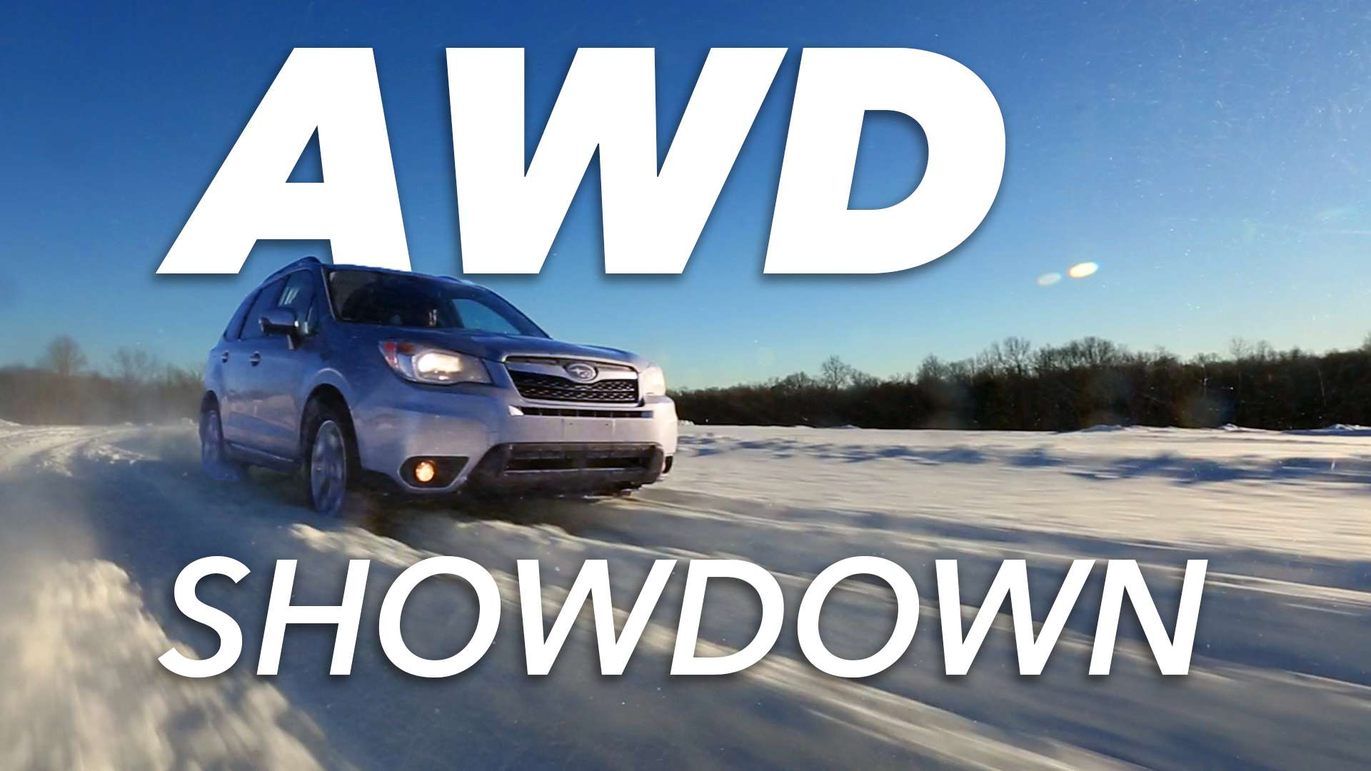 AWD Showdown: Subaru Forester vs  Honda CR-V vs  Toyota RAV4