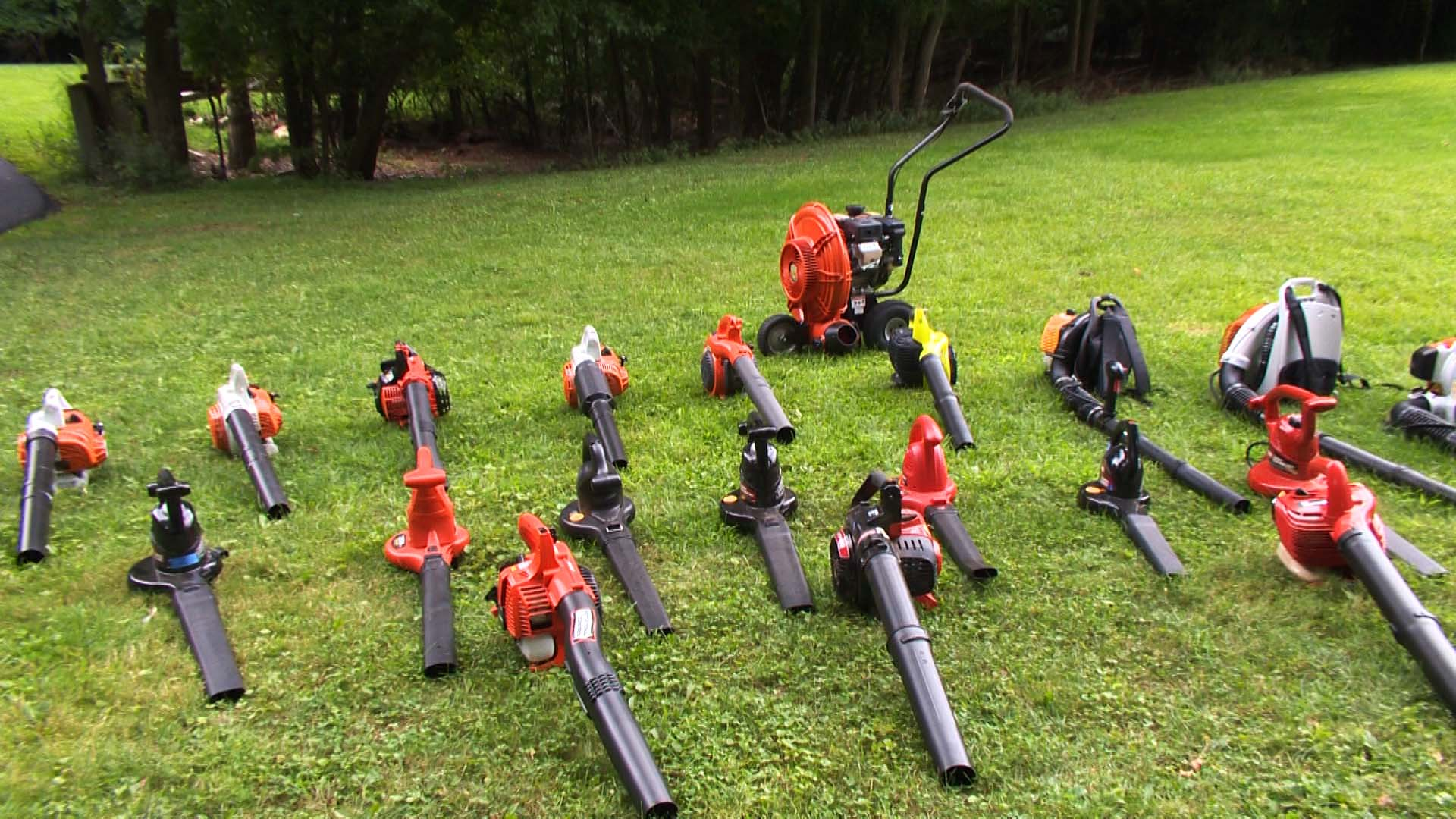 Best Leaf Blower Reviews Consumer Reports