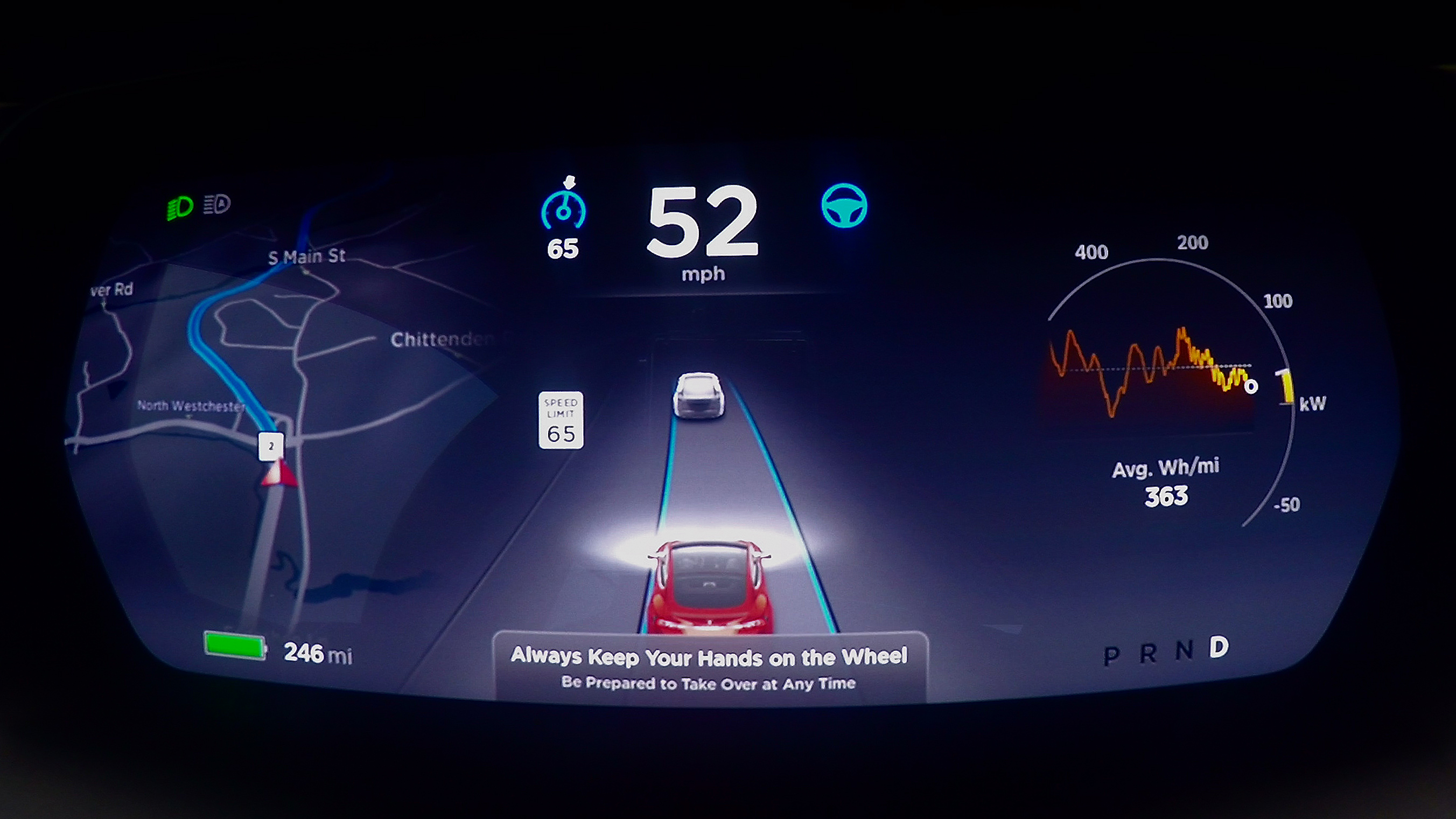 Talking Cars On The Pros And Cons Of Tesla Autopilot