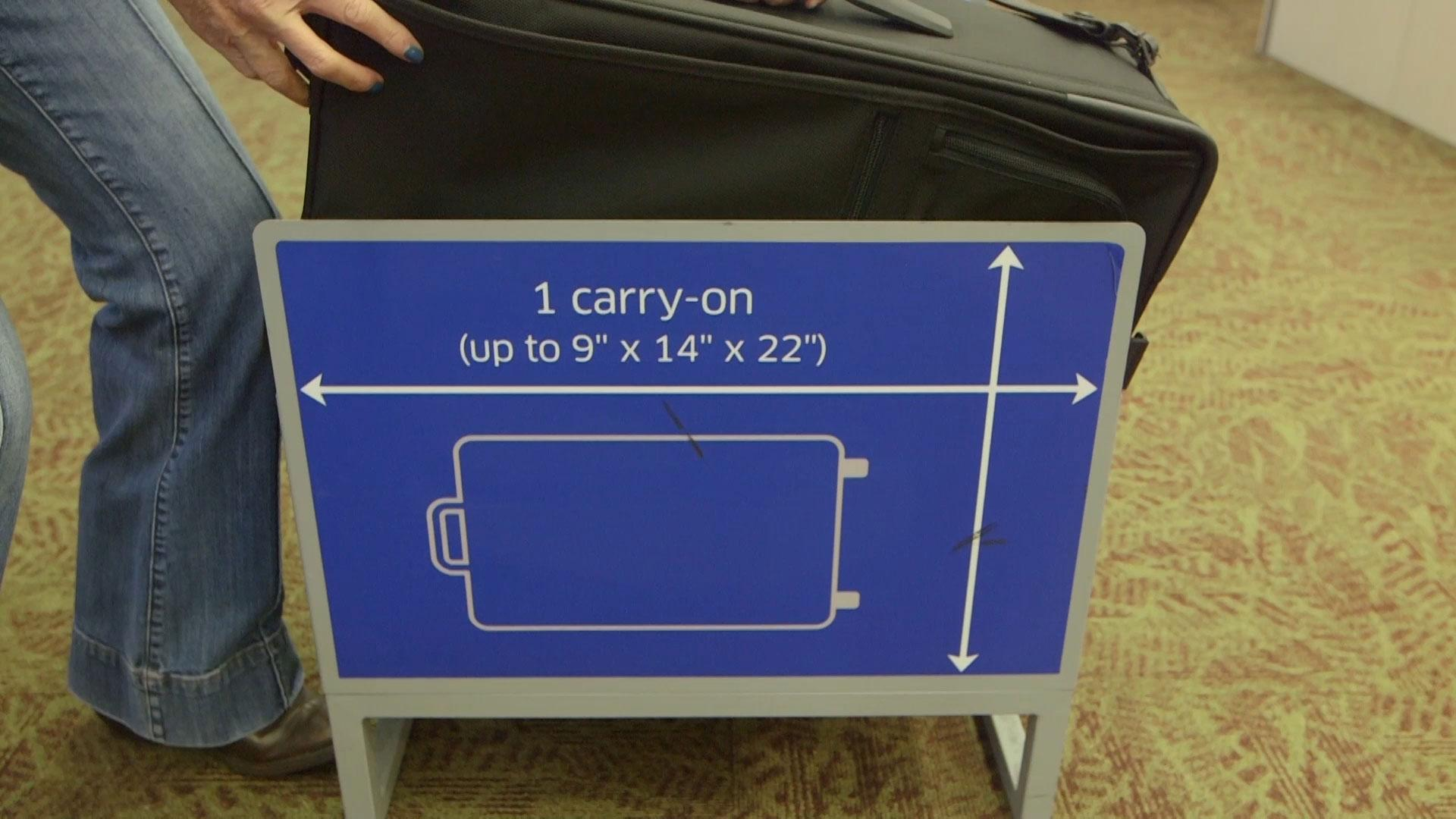 bbbab47cfc Finding Carry-on Luggage That Fits Overhead