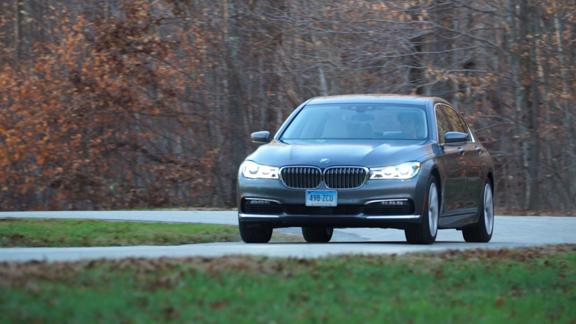 Flying First Class In All New 2016 Bmw 7 Series Consumer Reports 2011 740li Review