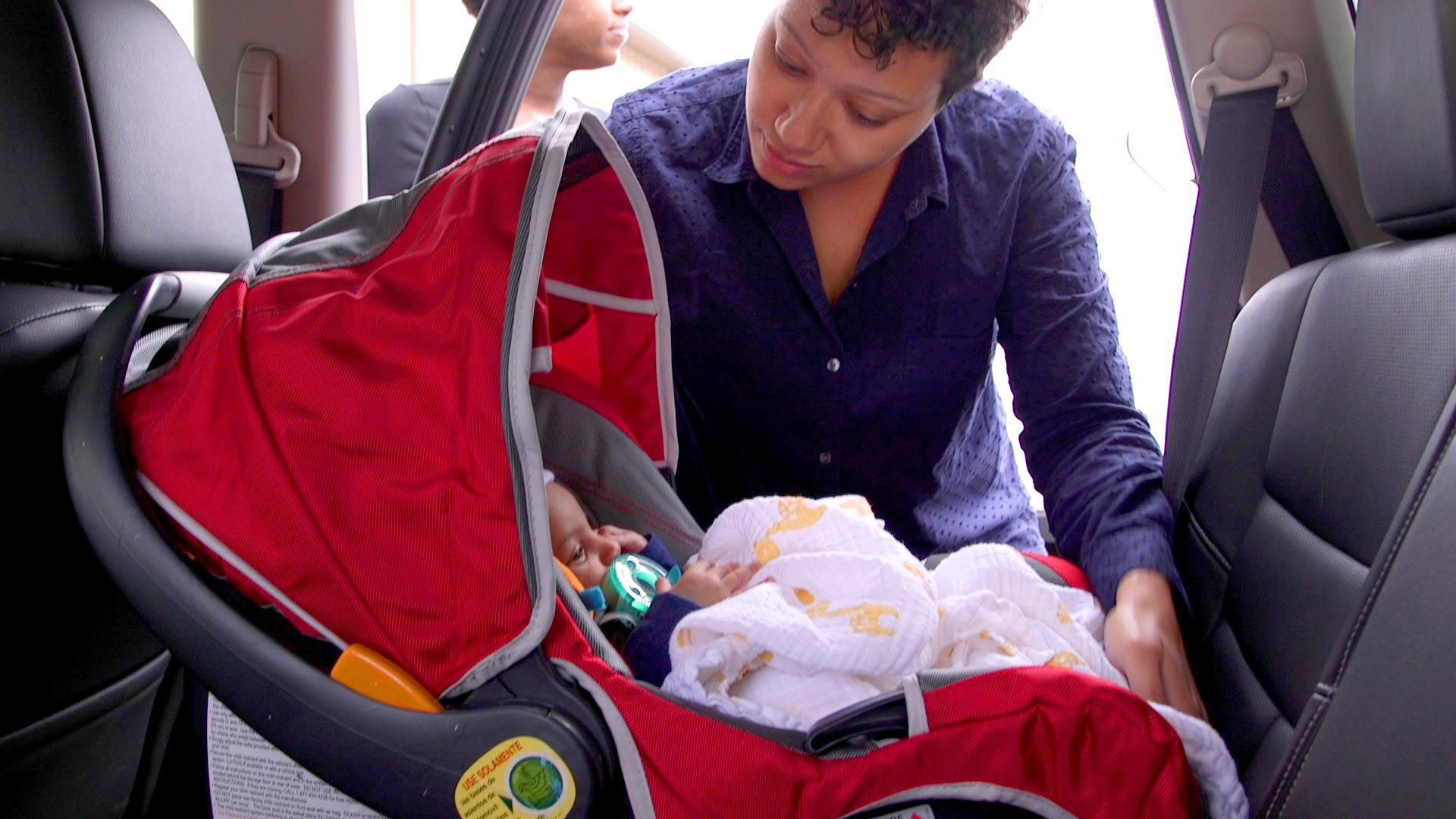 A guide of practicality: choosing a car seat by elizabeth reynolds.