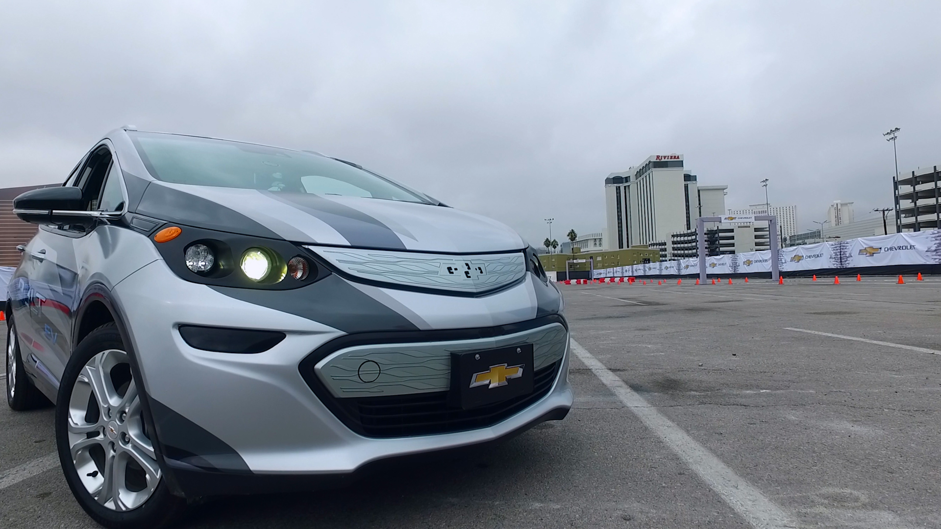 Electric Chevy Bolt Promises Long Range Low Price