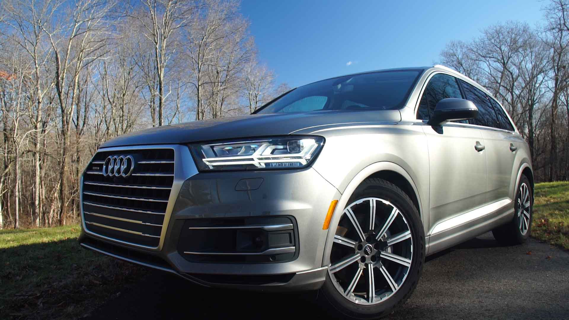 Audi Q SUV Proves Slick And Opulent Consumer Reports - Best audi car model
