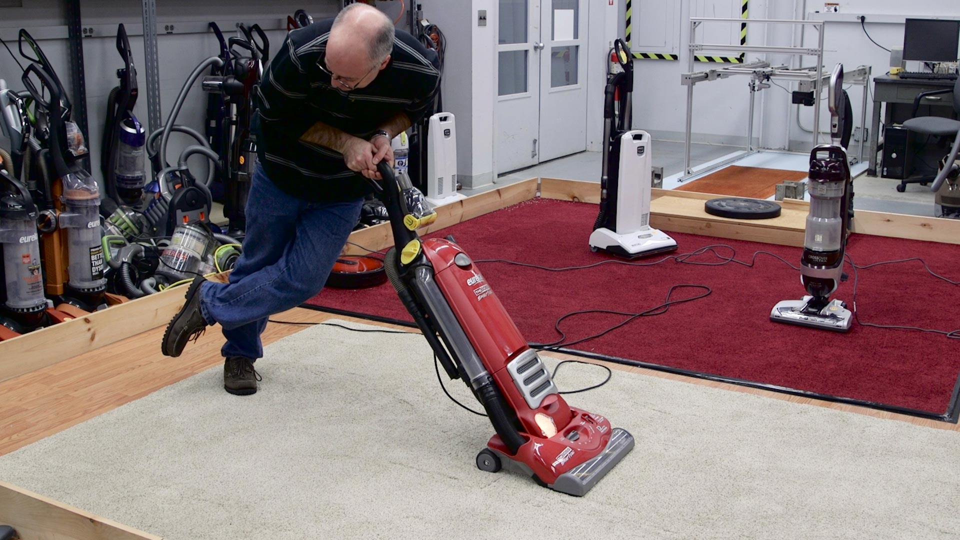 carpets too thick to vacuum - Consumers Report Vacuum Cleaners